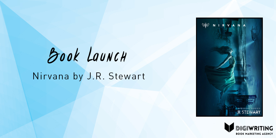 Blog Banners - Book Launch  J.R