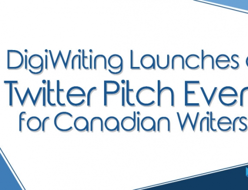 DigiWriting Launches a Twitter Pitch Event for Canadians!