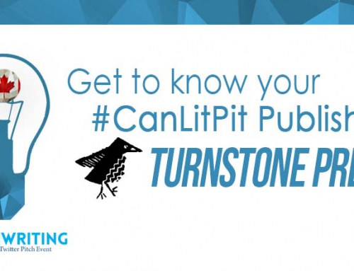 Get to Know Your #CanLitPit Publishers: Turnstone Press