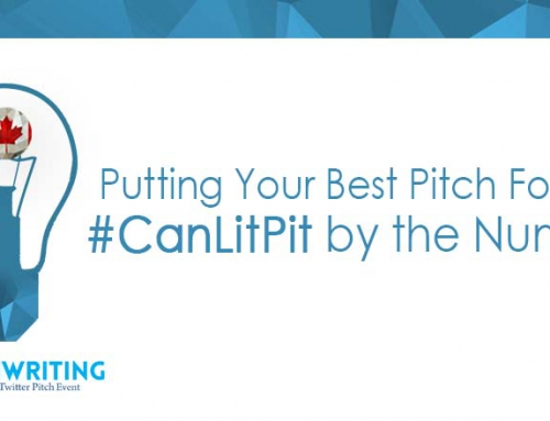 Putting Your Best Pitch Forward: #CanLitPit by the Numbers