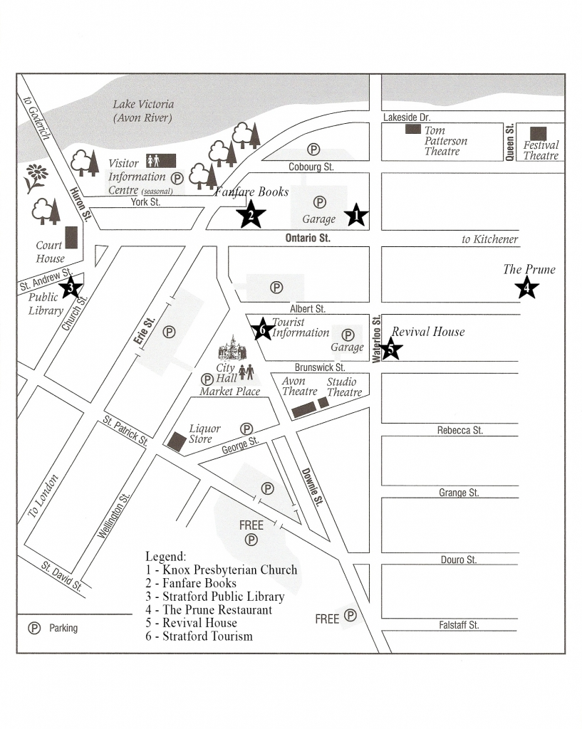 Event map Oct 2016-2