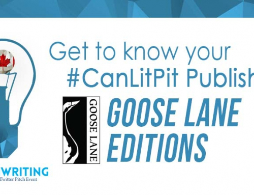 Getting to Know Your #CanLitPit Publishers: Goose Lane Editions