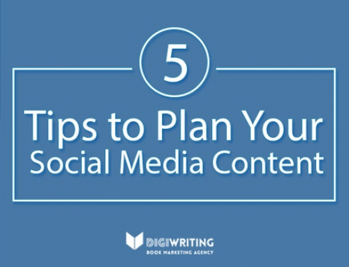 Social Media for Authors: Planning Your Content