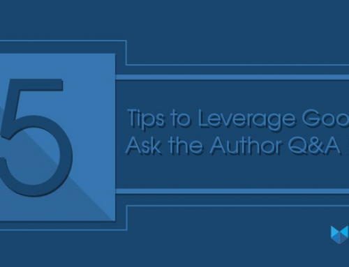 Social Media for Authors: Goodreads' Ask the Author Q&A Feature