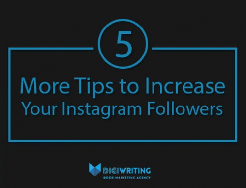 Social Media for Authors: Growing Your Instagram Presence – Part II
