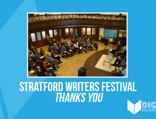 Stratford Writers Festival: Partner & Venue Thank You
