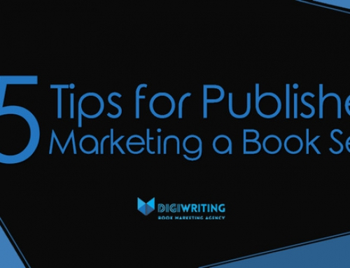 Publicity Tips for Publishers: Creating a Marketing Plan for the Book Series on your Title List