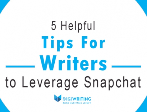Social Media for Authors: Building Your Author Platform with Snapchat