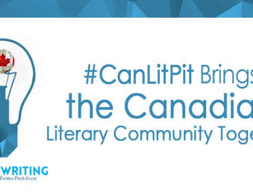 #CanLitPit Brings the Canadian Literary Community Together