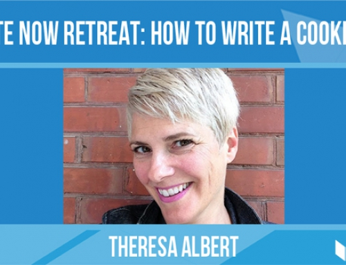 Write Now Retreat: How to Write a Cookbook