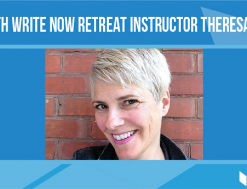 Q&A with Write Now Retreat instructor Theresa Albert