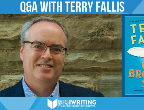 Terry Fallis is Coming to the Stratford Writer Festival to Meet His Readers…And Other Writers!