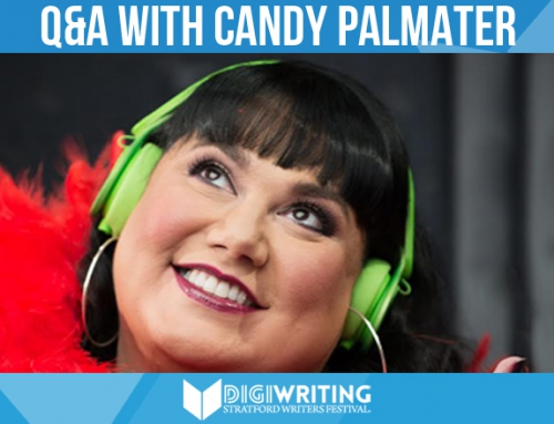 Q&A With Stratford Writers Festival Moderator Candy Palmater