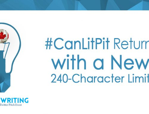Get Ready for #CanLitPit on Wednesday, July 11, 2018!