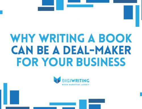 Book Marketing Series: Using a Book as Your Business Card (Part I)