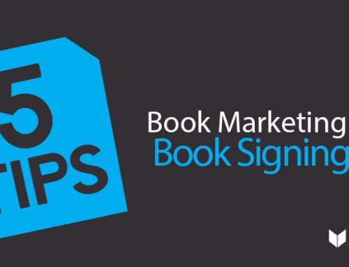 Book Marketing Series: Book Signing Tips I