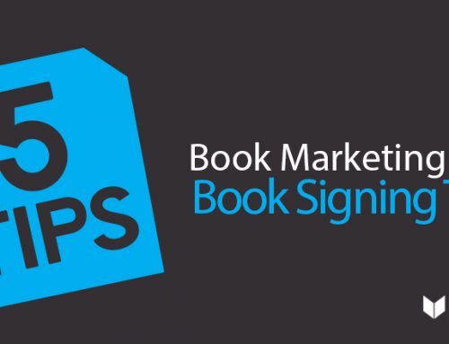Book Marketing Series: Book Signing Tips V