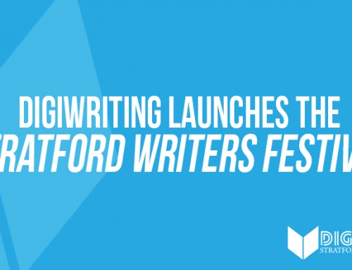 DigiWriting Launches the Stratford Writers Festival