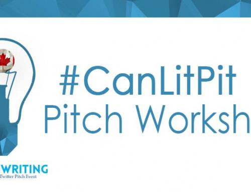 #CanLitPit Pitch Workshop