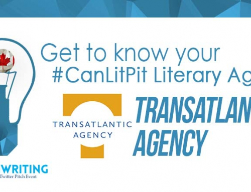 Getting to Know Your #CanLitPit Literary Agents: Transatlantic Agency's Stephanie Sinclair