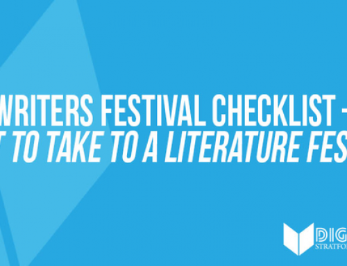 Writers Festival Checklist – What To Take To A Literature Festival
