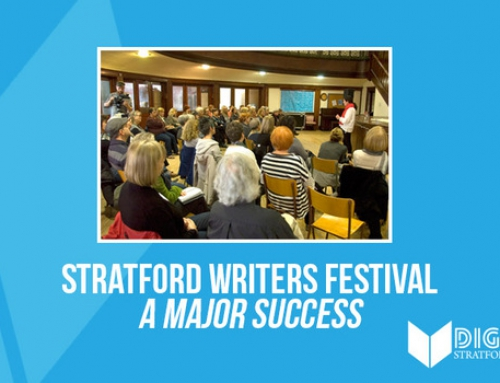 Stratford Writers Festival Introduces Unique Programming