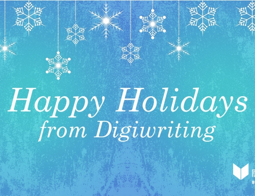 Happy Holidays from DigiWriting