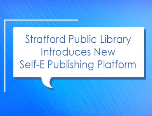 Library Talk: Self-Publishing at the Library!