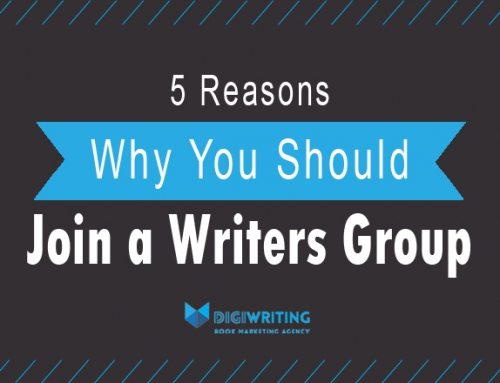 Book Marketing Series: The Benefits of Writing Groups