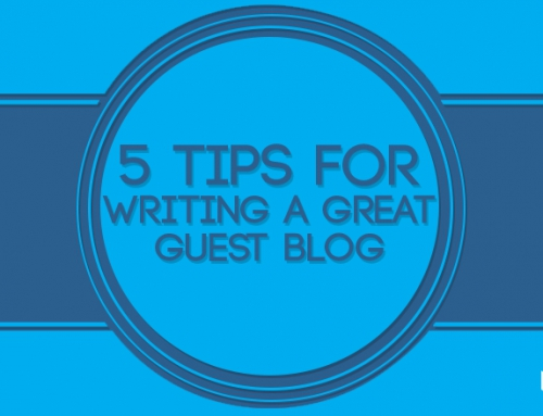 Book Marketing Tips: Writing Guest Blogs