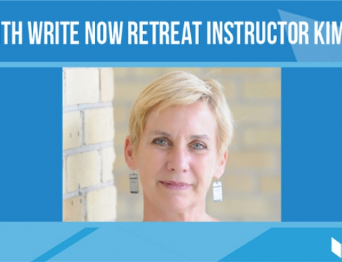 Q&A with Write Now Retreat instructor Kim Echlin
