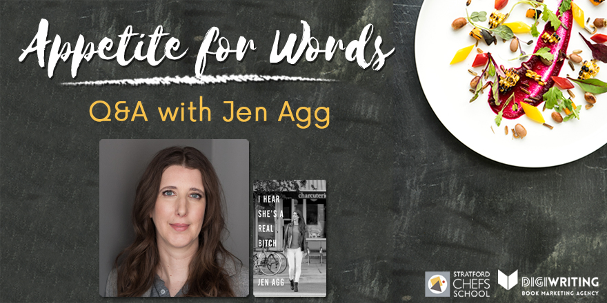 Appetite for Words Festival: A Q&A with Jen Agg