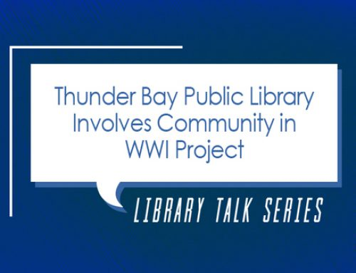 Library Talk: Commemorating Local History at the Library