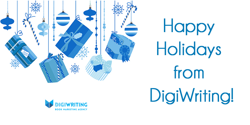 Happy Holidays from the DigiWriting Team!