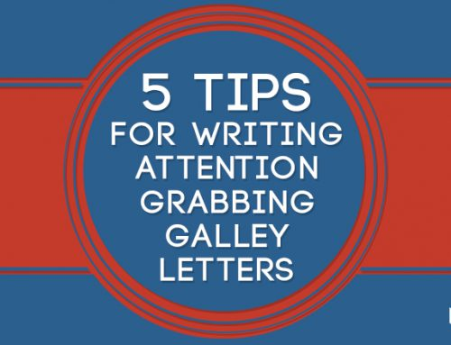 Book Marketing Series: How to Write a Great Galley Letter
