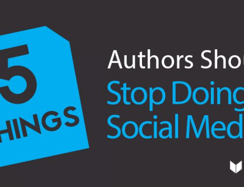 Social Media for Authors: Social Media Habits That You Need to Stop