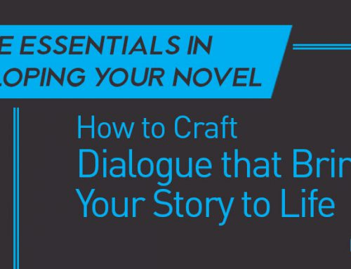 Twelve Lessons on Writing Fiction: The Essentials in Developing Your Novel (Part VII)