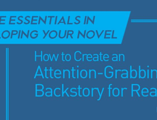 Twelve Lessons on Writing Fiction: The Essentials in Developing Your Novel (Part VIII)