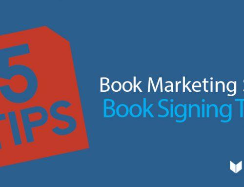 Book Marketing Series: Book Signing Tips III
