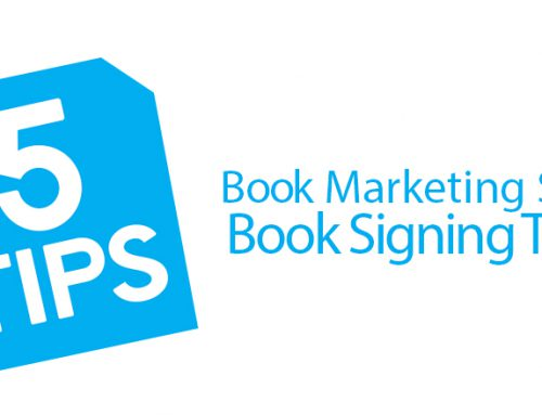 Book Marketing Series: Book Signing Tips IV